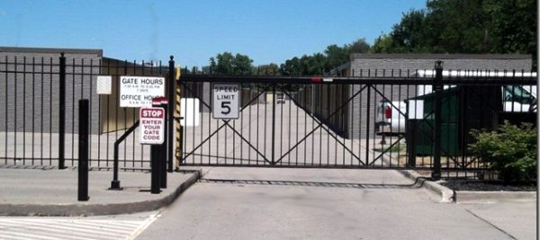 462 East 100 North American Fork, UT 84003 - Security Gate