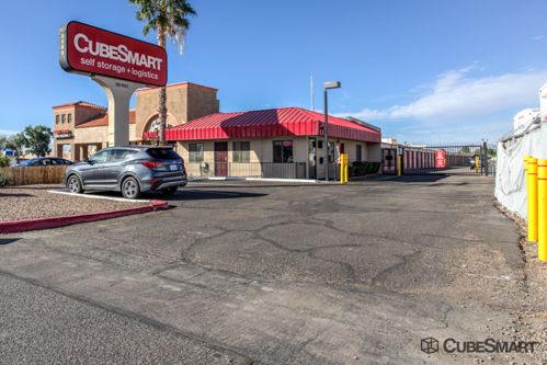 Beau CubeSmart Self Storage   Tucson   3680 West Orange Grove Road   3680 West  Orange Grove