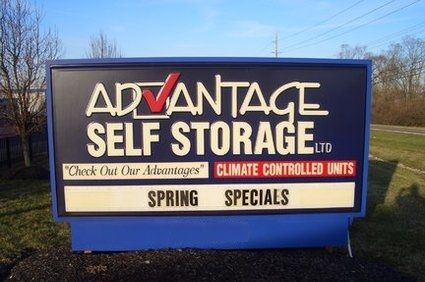 3600 Benner Rd Miamisburg, OH 45342 - Signage