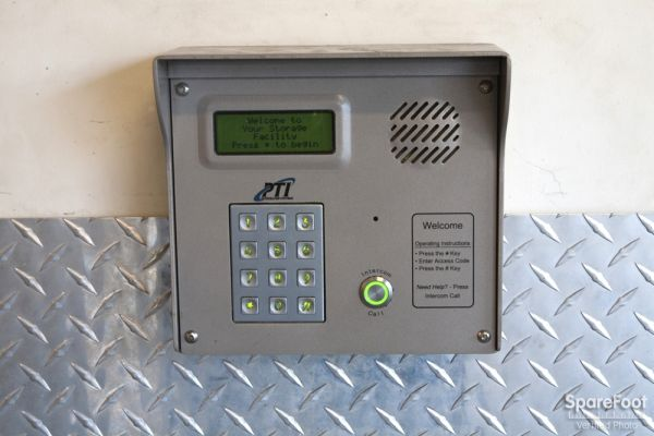 11284 Westminster Ave Garden Grove, CA 92843 - Security Keypad