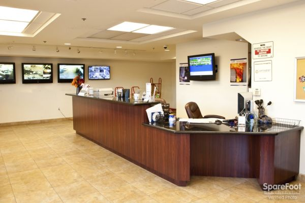 11284 Westminster Ave Garden Grove, CA 92843 - Front Office Interior
