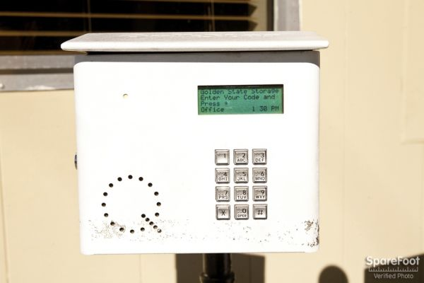8516 Sepulveda Blvd North Hills, CA 91343 - Security Keypad