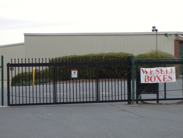 2012 WEST HIGHWAY 160 FORT MILL, SC 29708 - Security Gate