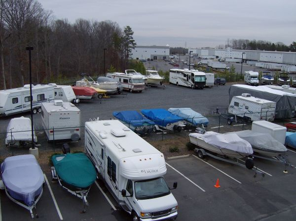 2012 WEST HIGHWAY 160 FORT MILL, SC 29708 - Car/Boat/RV Storage
