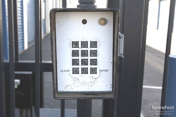 900 E Orangethorpe Ave Anaheim, CA 92801 - Security Keypad