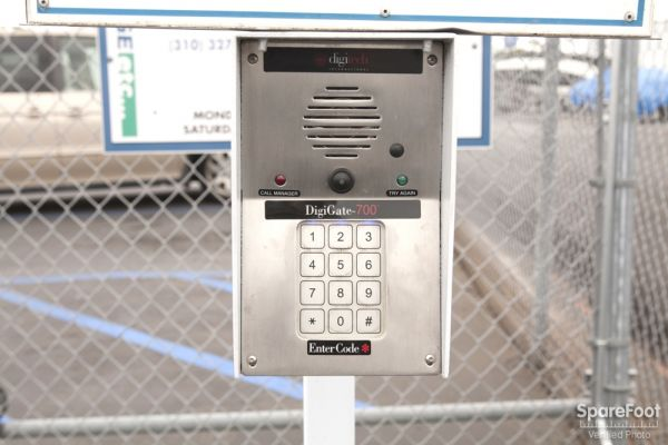 20501 S Main St Carson, CA 90745 - Security Keypad