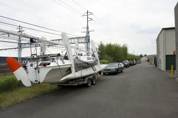 1488 Barnum Ave Bridgeport, CT 06610 - Car/Boat/RV Storage