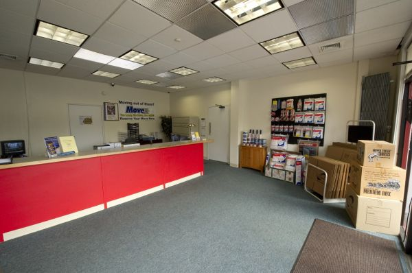 1488 Barnum Ave Bridgeport, CT 06610 - Front Office Interior
