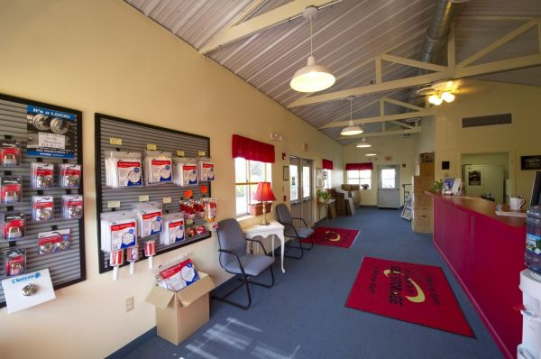 350 Alumni Rd Newington, CT 06111 - Front Office Interior