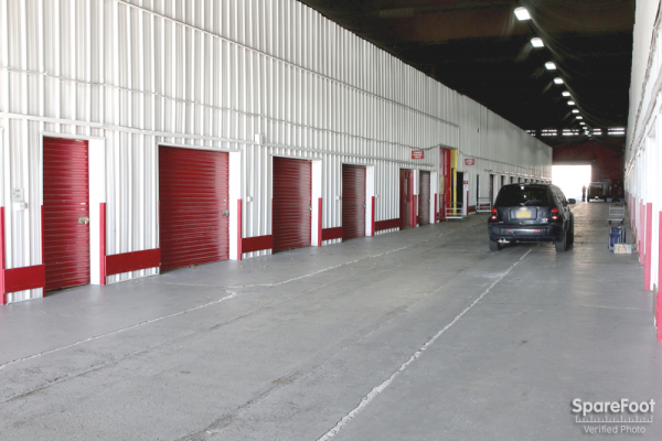 100 Southampton St Boston, MA 02118 - Drive-up Units|Driving Aisle|Indoor Unite
