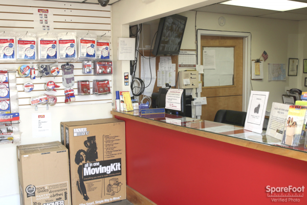 100 Southampton St Boston, MA 02118 - Front Office Interior|Moving/Shipping Supplies