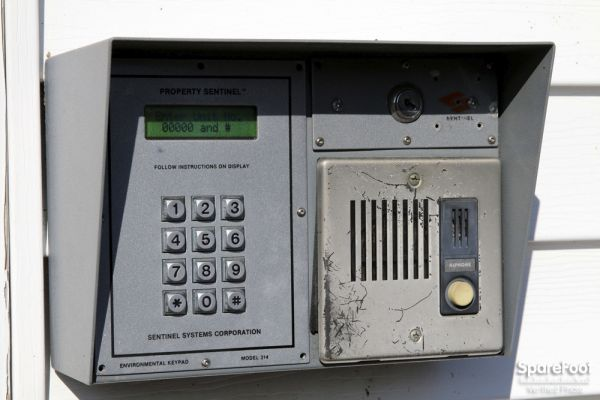 928 Boston Post Road East Marlborough, MA 01752 - Security Keypad