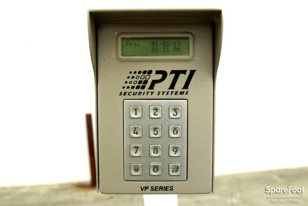283 Route 44 Raynham, MA 02767 - Security Keypad