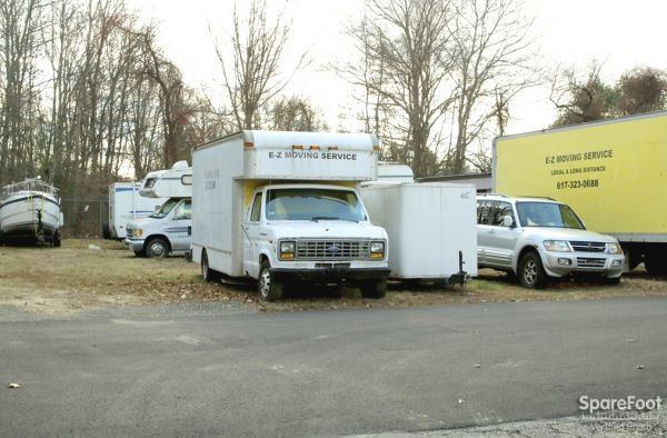 283 Route 44 Raynham, MA 02767 - Car/Boat/RV Storage