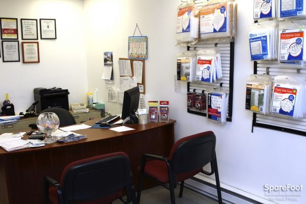 283 Route 44 Raynham, MA 02767 - Front Office Interior