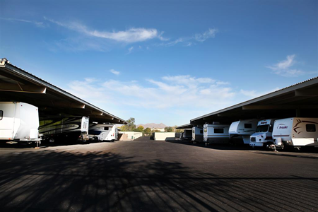 10880 N Mavinee Dr Oro Valley, AZ 85737 - Car/Boat/RV Storage