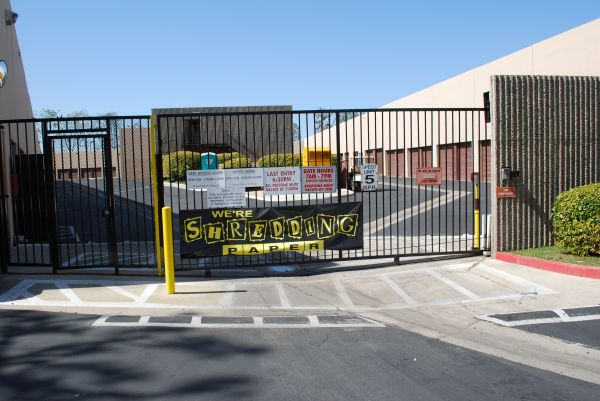 585 Porter Way Placentia, CA 92870 - Security Gate