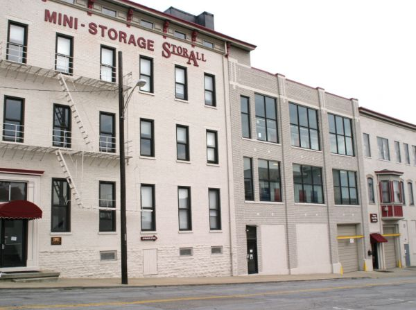 Stor-All - Alfred - 1109 Alfred St & 15 Cheap Self-Storage Units Cincinnati OH w/ Prices from $19/month
