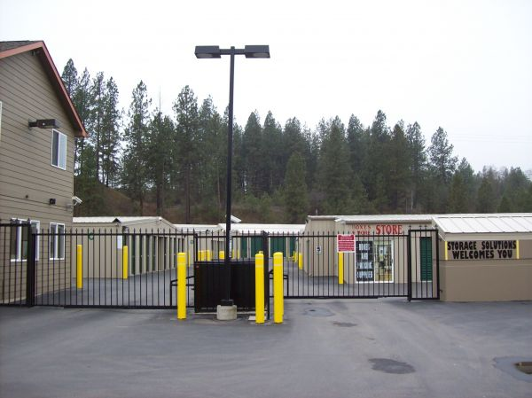 4200 S Cheney Spokane Rd Spokane, WA 99224 - Security Gate