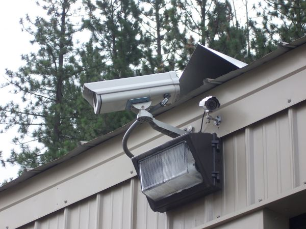 4200 S Cheney Spokane Rd Spokane, WA 99224 - Security Camera