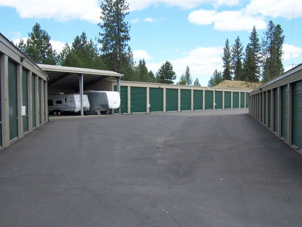 4200 S Cheney Spokane Rd Spokane, WA 99224 - Drive-up Units|Driving Aisle|Car/Boat/RV Storage