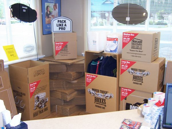 4200 S Cheney Spokane Rd Spokane, WA 99224 - Moving/Shipping Supplies