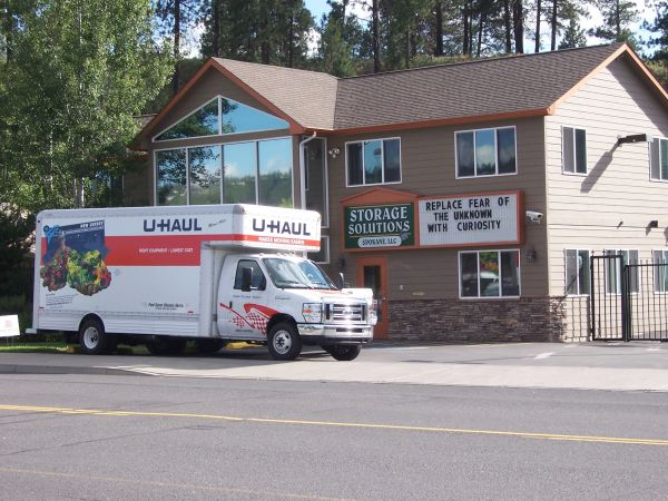 4200 S Cheney Spokane Rd Spokane, WA 99224 - Moving Truck|Storefront