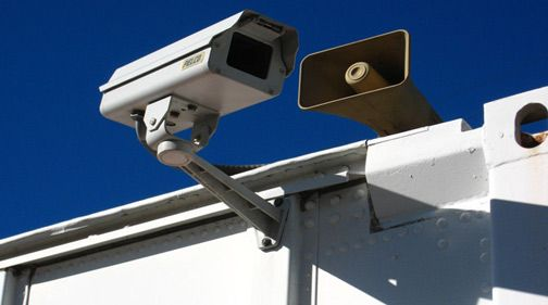 3445 Collins Ave Richmond, CA 94806 - Security Camera