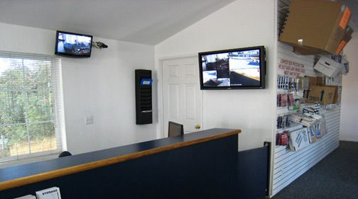 3445 Collins Ave Richmond, CA 94806 - Front Office Interior