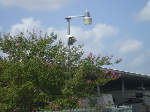 8750 Old Galveston Rd Houston, TX 77034 - Security Camera