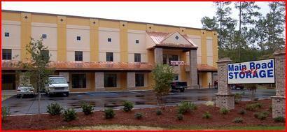 Main Road Self Storage   Summerville   10814 Dorchester Rd