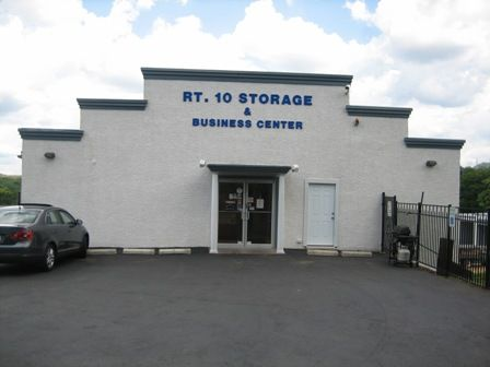 Route 10 Self Storage   1060 Morgantown Road