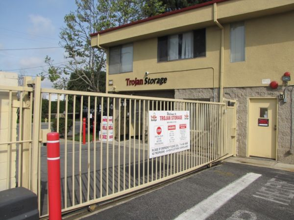 701 S Palmetto Ave Ontario, CA 91762 - Security Gate