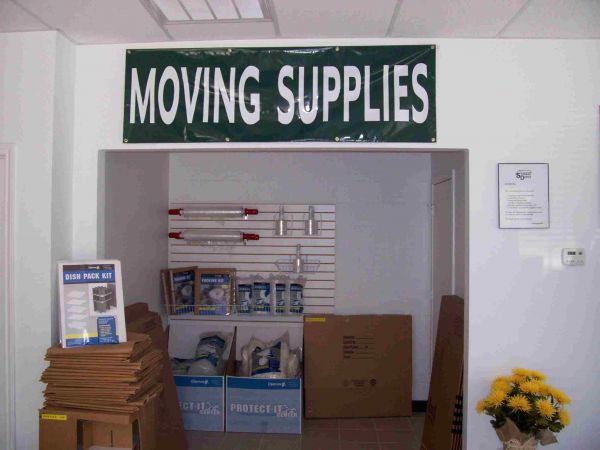 222 N Jackson Road Edinburg, TX 78541 - Moving/Shipping Supplies