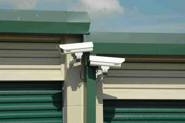 222 N Jackson Road Edinburg, TX 78541 - Security Camera