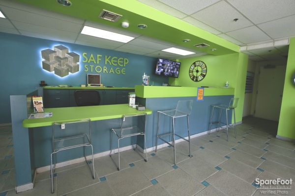 2045 W Rosecrans Ave Gardena, CA 90249 - Front Office Interior