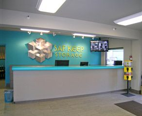655 3rd St Oakland, CA 94607 - Front Office Interior