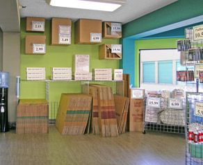 655 3rd St Oakland, CA 94607 - Moving/Shipping Supplies
