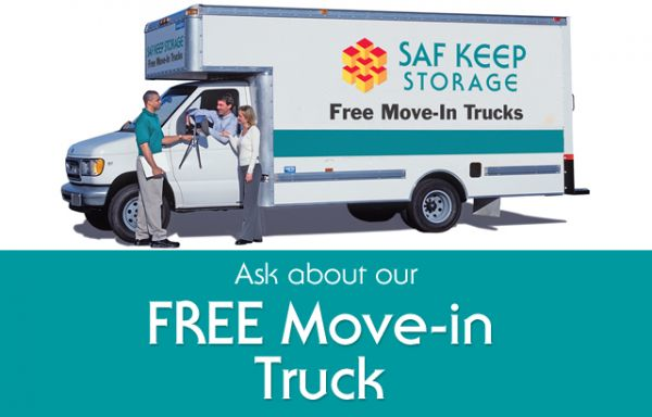 655 3rd St Oakland, CA 94607 - Moving Truck