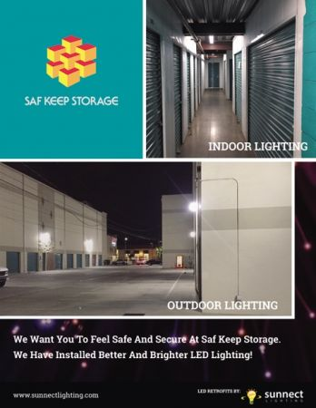 Saf Keep Storage   Redwood City   2480 Middlefield Rd