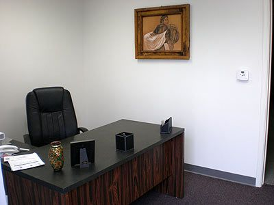 1254 Austin Highway San Antonio, TX 78209 - Front Office Interior