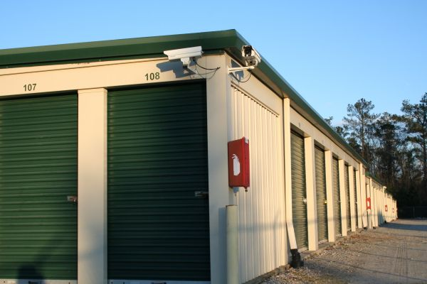 3610 Benson Rd Garner, NC 27529 - Security Camera|Driving Aisle|Drive up Unit