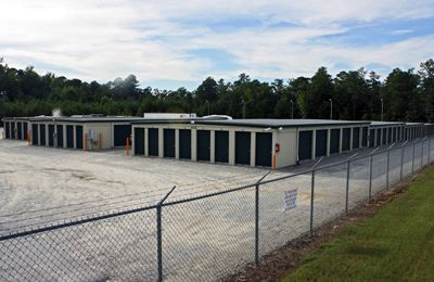 3610 Benson Rd Garner, NC 27529 - Drive-up Units
