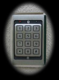411 S Thomas Rd Fort Wayne, IN 46804 - Security Keypad