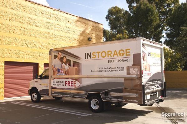 28798 S Western Ave Rancho Palos Verdes, CA 90275 - Moving Truck