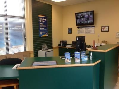 5738 Dillard Dr Cary, NC 27518 - Front Office Interior