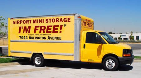 7044 Arlington Avenue Riverside, CA 92503 - Moving Truck