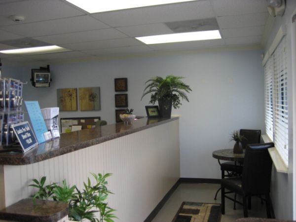 5500 Central Avenue Pike Knoxville, TN 37912 - Front Office Interior