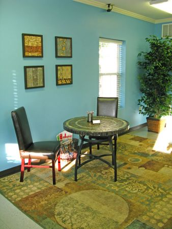 8337 Gleason Dr Knoxville, TN 37919 - Front Office Interior