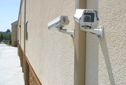 5135 North Harbor Drive San Diego, CA 92106 - Security Camera